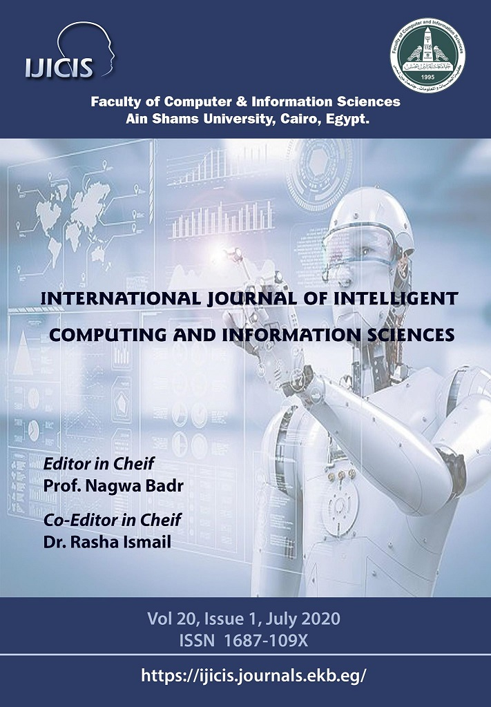 International Journal of Intelligent Computing and Information Sciences